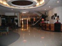 ベラビスタホテル・セブに宿泊します。