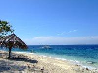 リロアンにある綺麗なビーチ